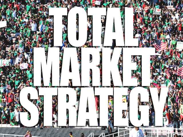 Total Market Strategy